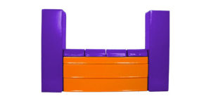 violet orange